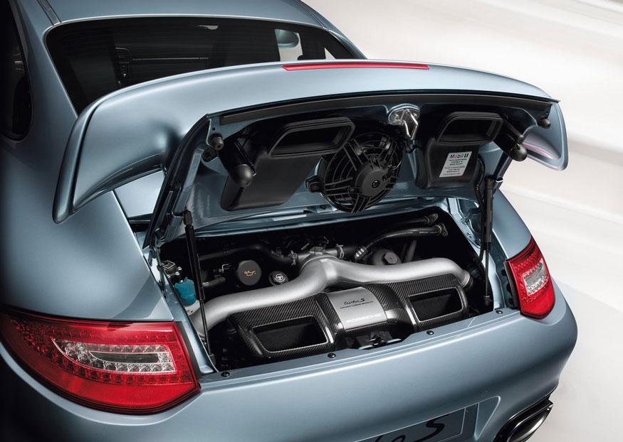 2011 Porsche 911 Turbo S Review Specs Pictures Price