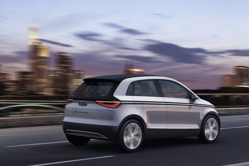 2011 Audi A2 Concept Review Specs Pictures Price Mpg