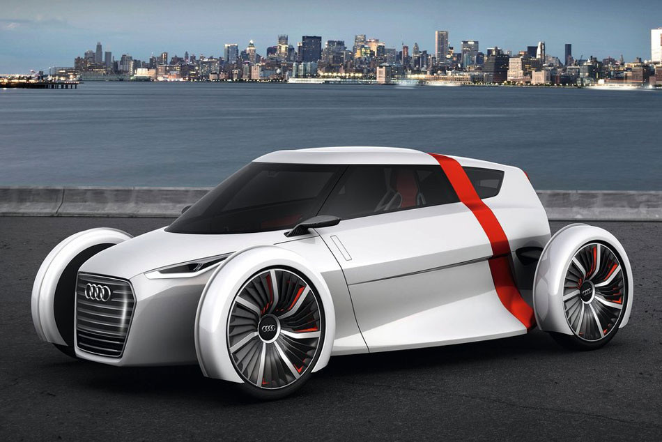 WeLcoMe To SpeciaLL Car HoMe Audi Urban Concept - Audi car company