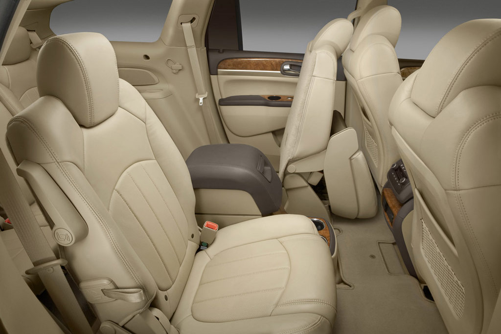 2011 buick enclave review specs pictures price mpg. Black Bedroom Furniture Sets. Home Design Ideas