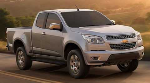 2011 Chevrolet Colorado Review Specs Pictures Price Amp Mpg