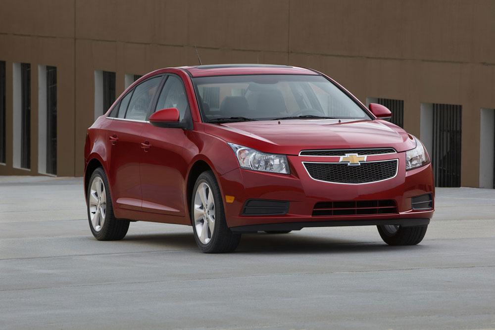 2012 Chevrolet Cruze Review Specs Pictures Price Amp Mpg