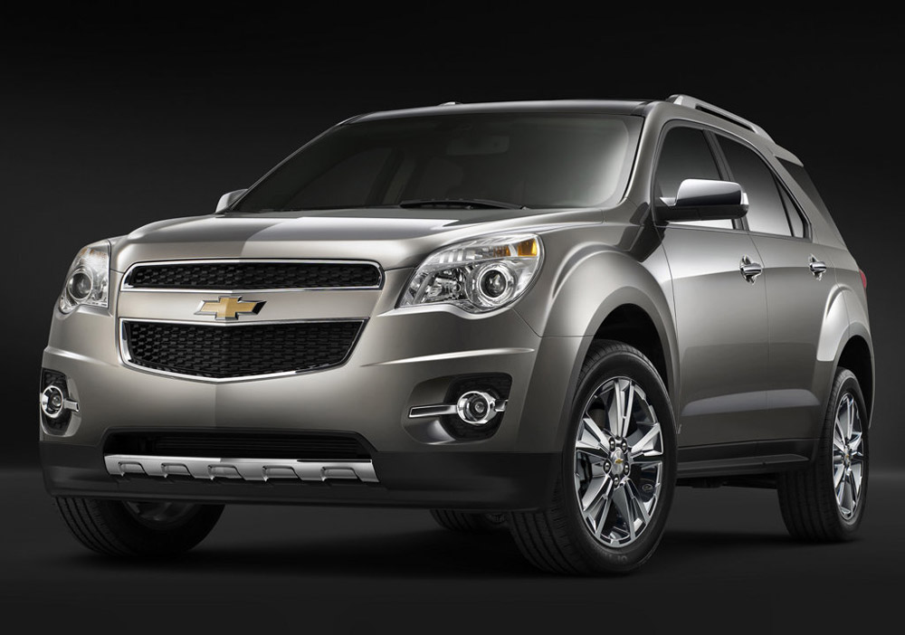 2011 Chevrolet Equinox Review Specs Pictures Price Amp Mpg