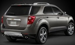 2011 chevrolet equinox review specs pictures price mpg. Black Bedroom Furniture Sets. Home Design Ideas