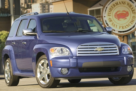 2011 Chevrolet Hhr Review Specs Pictures Price Amp Mpg