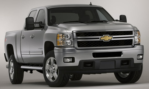 2011 Chevrolet Silverado Hd Review Specs Pictures Price Mpg