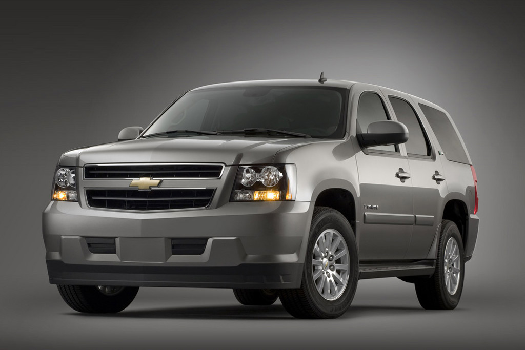 2011 chevrolet tahoe hybrid review specs pictures price mpg. Black Bedroom Furniture Sets. Home Design Ideas