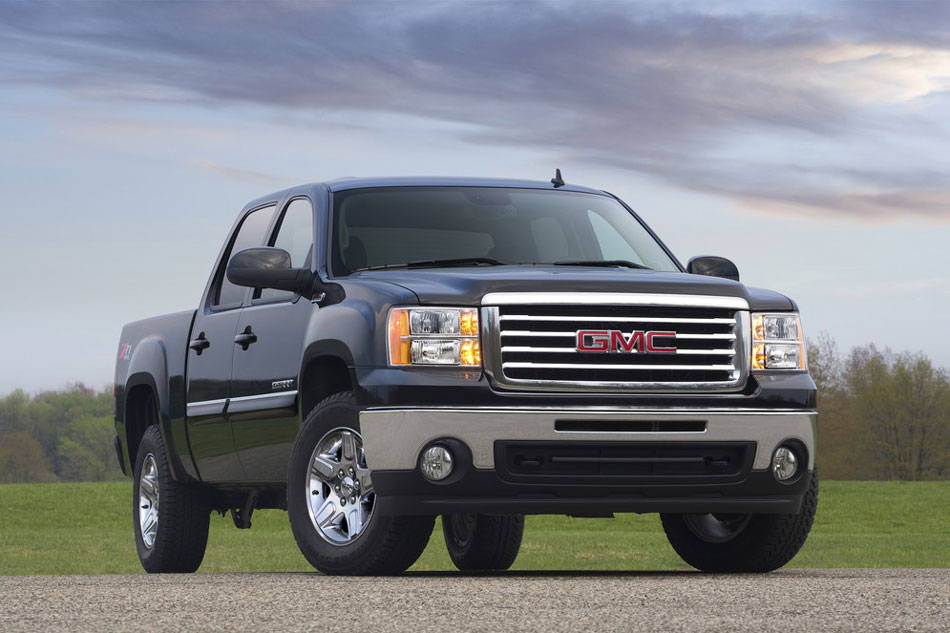 2011 gmc sierra 1500 review specs pictures price mpg. Black Bedroom Furniture Sets. Home Design Ideas
