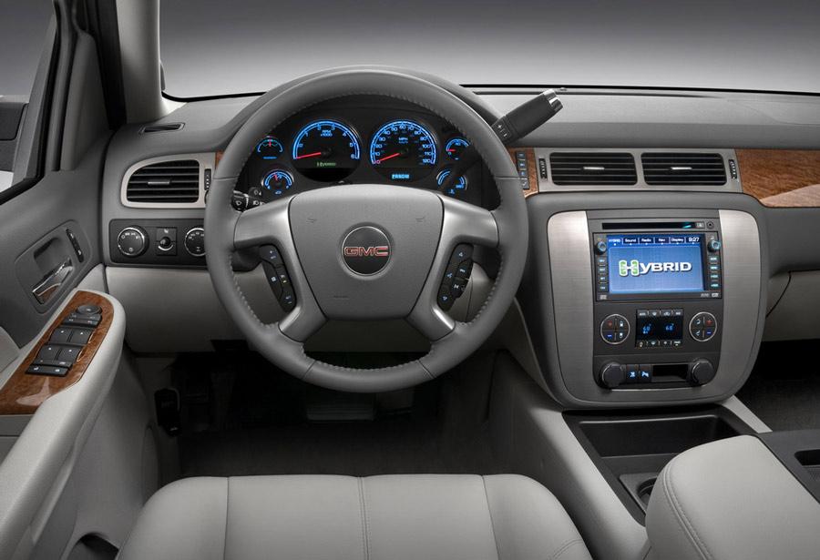 2011 GMC Yukon Hybrid Review, Specs, Pictures, Price & MPG