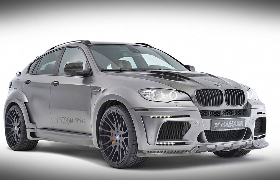 2011 Hamann Bmw X6 Tycoon Evo M Review Specs Pictures