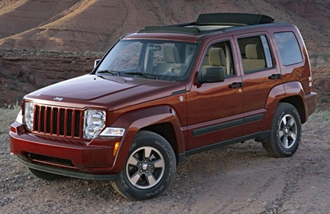 2011 jeep liberty gas mileage
