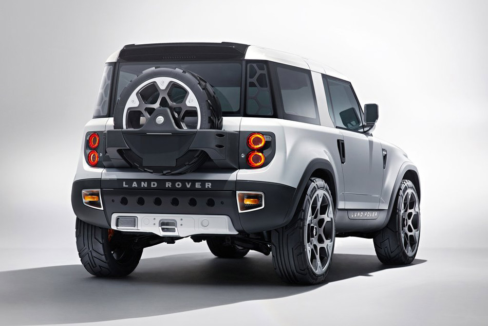 2011 Land Rover DC100 Concept Review, Specs, Pictures & Price