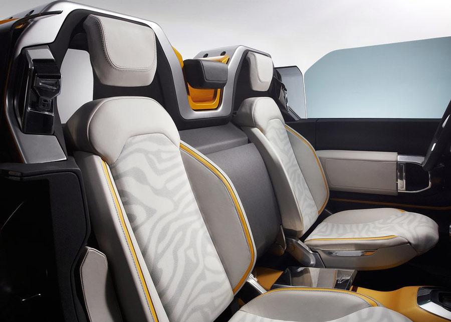 2011 Land Rover DC100 Sport Concept Review, Specs & Pictures