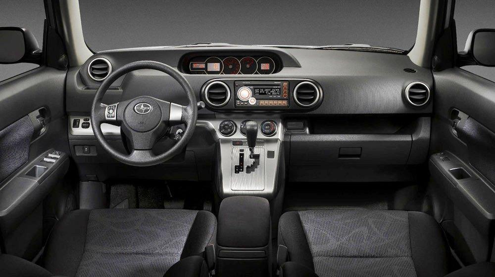 Porsche Steering Wheel >> 2011 Scion xB Review, Specs, Pictures, Price & MPG