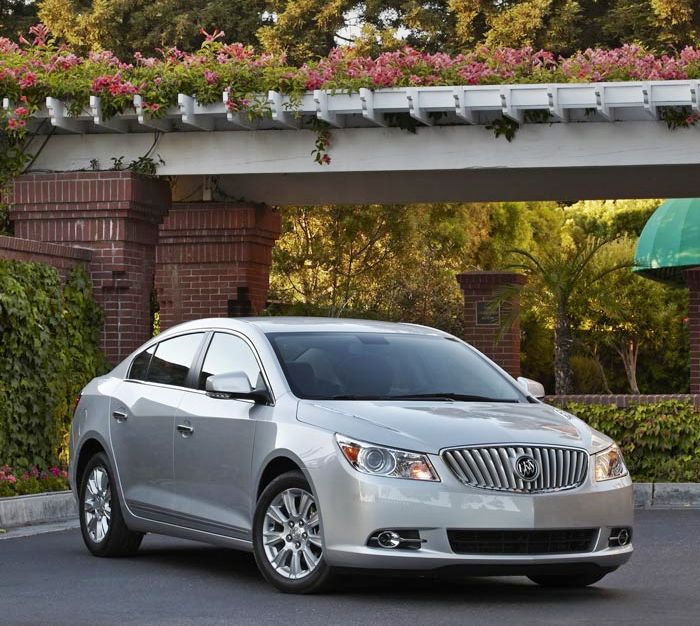 2015 Buick Lacrosse Redesign: 2012 Buick LaCrosse Review, Specs, Pictures, Price & MPG