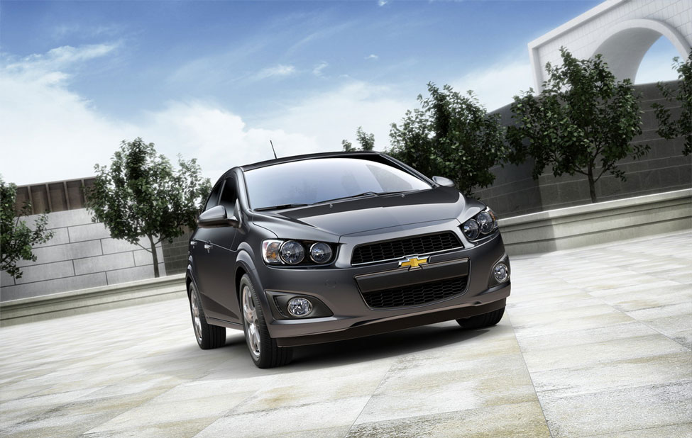 Chevrolet Sonic Sedan Related Infomation Specifications