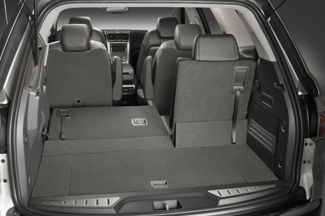 2012 gmc acadia review specs pictures price mpg. Black Bedroom Furniture Sets. Home Design Ideas