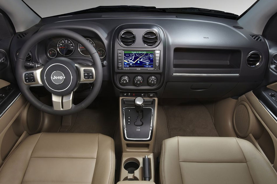 Jeep Compass Towing Capacity >> 2012 Jeep Compass Review, Specs, Pictures, Price & MPG