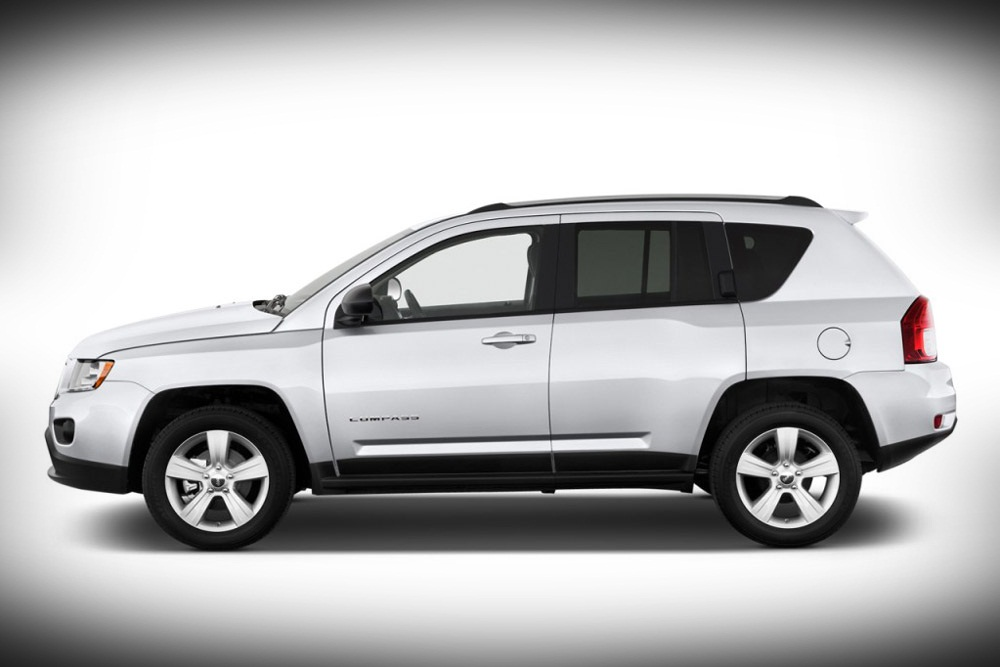 2012 jeep compass review specs pictures price mpg. Black Bedroom Furniture Sets. Home Design Ideas