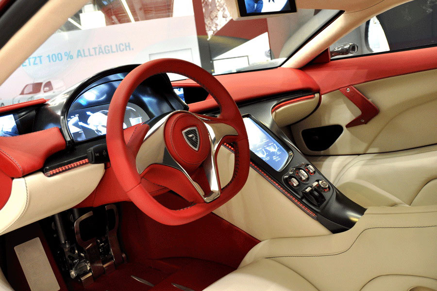 2013 Rimac Concept One Review Specs Pictures 0 60 Top Speed