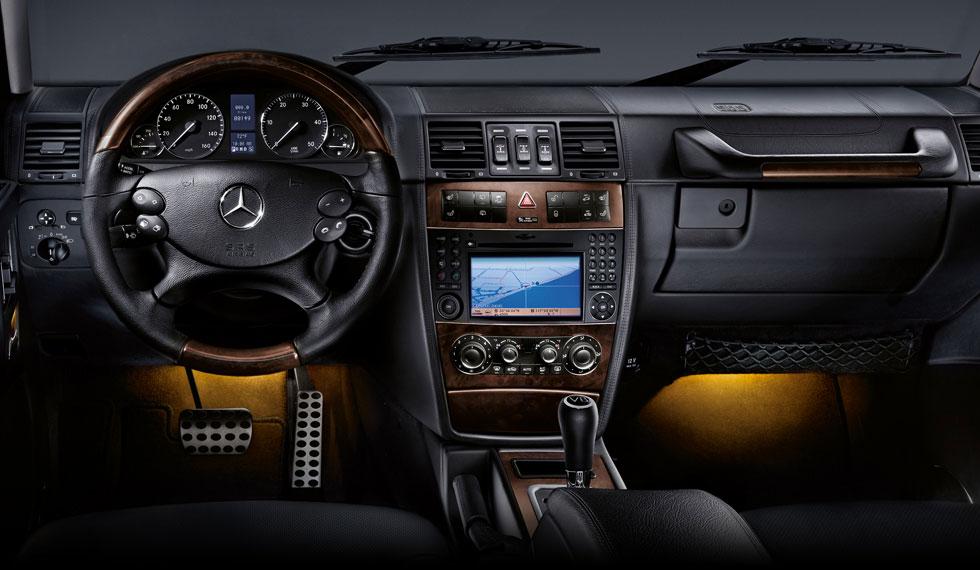 2011 mercedes benz g class review specs pictures mpg for Mercedes benz g class 2010