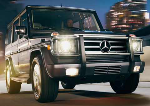 2011 Mercedes Benz G Class Review Specs Pictures Mpg