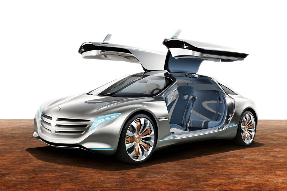 2011 Mercedes Benz F125 Concept Review Specs Pictures