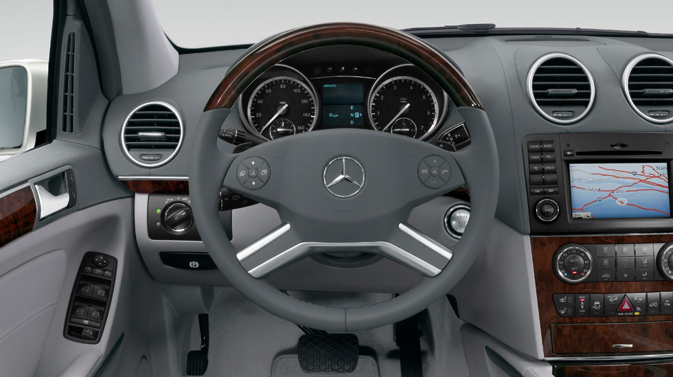 2011 Mercedes Benz Gl Class Review Pictures Mpg Amp Price