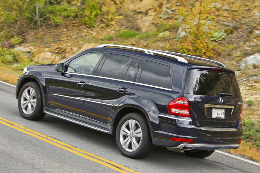 Image gallery 2011 mercedes gl for 2011 mercedes benz gl class gl450