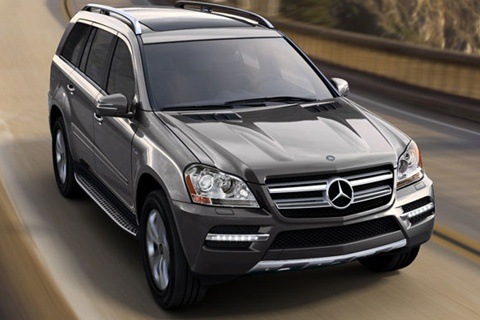 2011 mercedes benz gl class review pictures mpg price for 2011 mercedes benz gl450