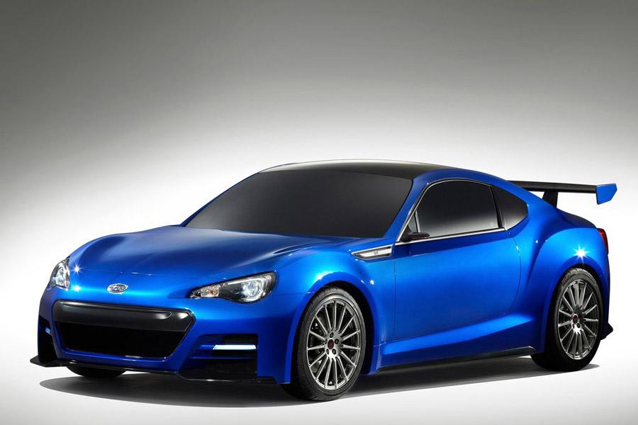 2012 Subaru BRZ Concept STI Review, Specs & Pictures