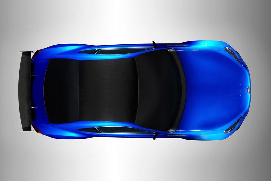 2012 Subaru Brz Concept Sti Review Specs Pictures
