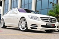 2012 Brabus Mercedes-Benz CL800 Coupe