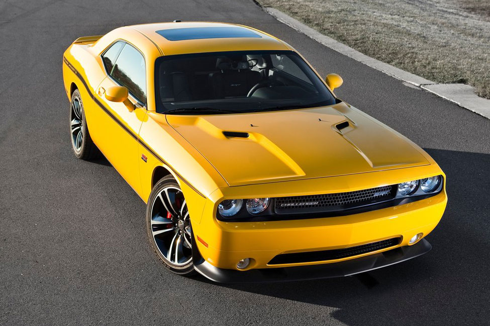 2012 dodge challenger srt8 392 yellow jacket specs pictures speed. Cars Review. Best American Auto & Cars Review
