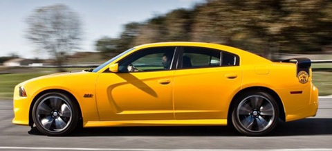 2012 dodge charger srt8 super bee review specs pictures price. Black Bedroom Furniture Sets. Home Design Ideas