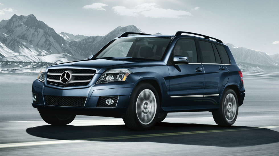 Towing Capacity Of Mercedes Glk