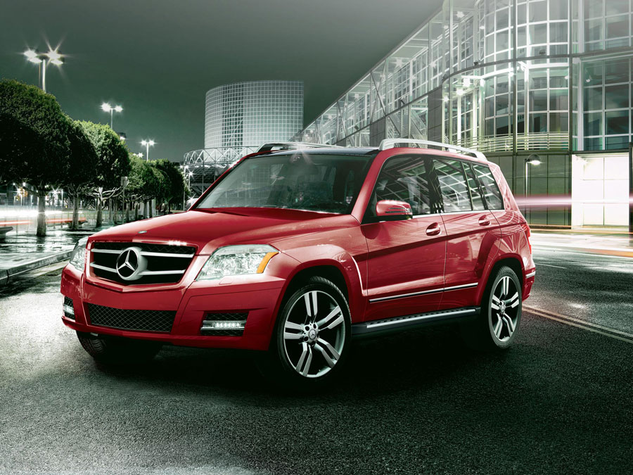 2012 mercedes benz glk class review specs pictures mpg