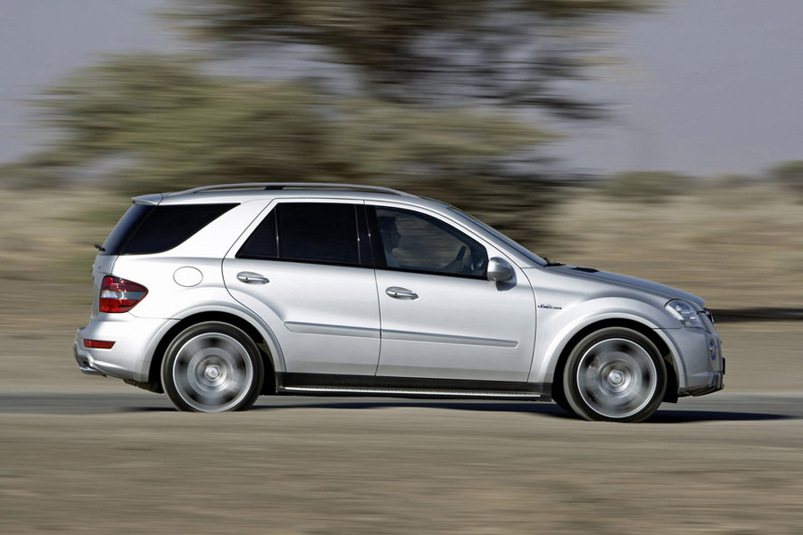 2012 Mercedes Benz Ml63 Amg Review Specs Pictures Price