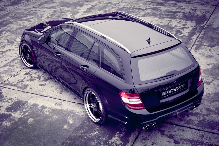 2011 kicherer mercedes benz c63 t supersport review specs. Black Bedroom Furniture Sets. Home Design Ideas