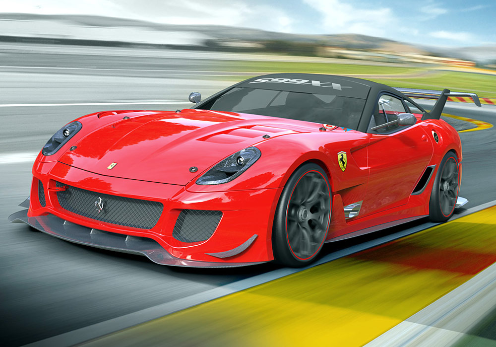2012 ferrari 599 xx evoluzione review specs price speed. Black Bedroom Furniture Sets. Home Design Ideas