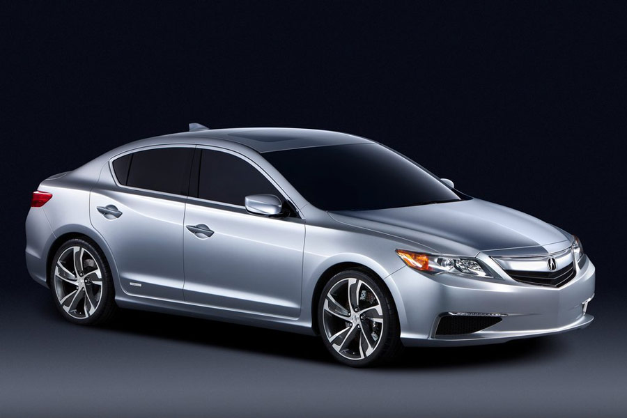 2012 Acura ILX Concept Review, Specs u0026 Pictures