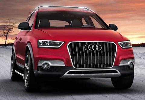 2012 Audi Q3 Vail Concept Review Specs Pictures