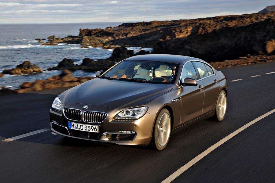 2012 Bmw 6 Series Gran Coupe Review Specs 0 60 Time Top Speed