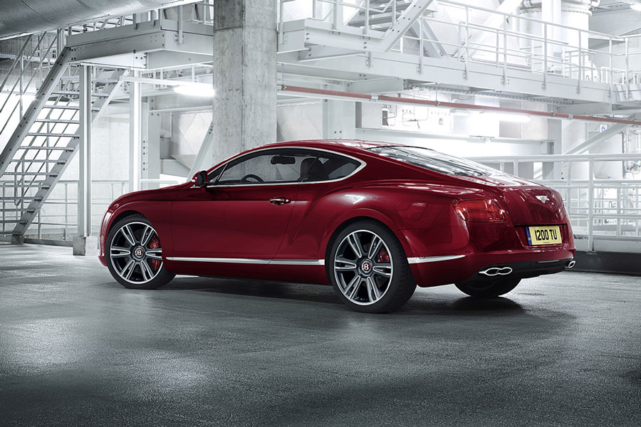 2012 Bentley Continental GT V8 Review, Specs, Pictures & 0-60 Time