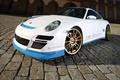 2012 Cars & Art Porsche 997 Carrera 4S