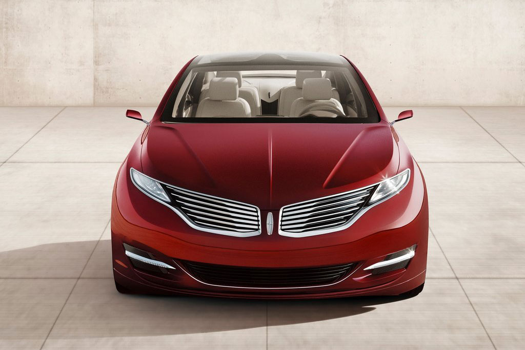 2012 lincoln mkz concept review specs pictures. Black Bedroom Furniture Sets. Home Design Ideas