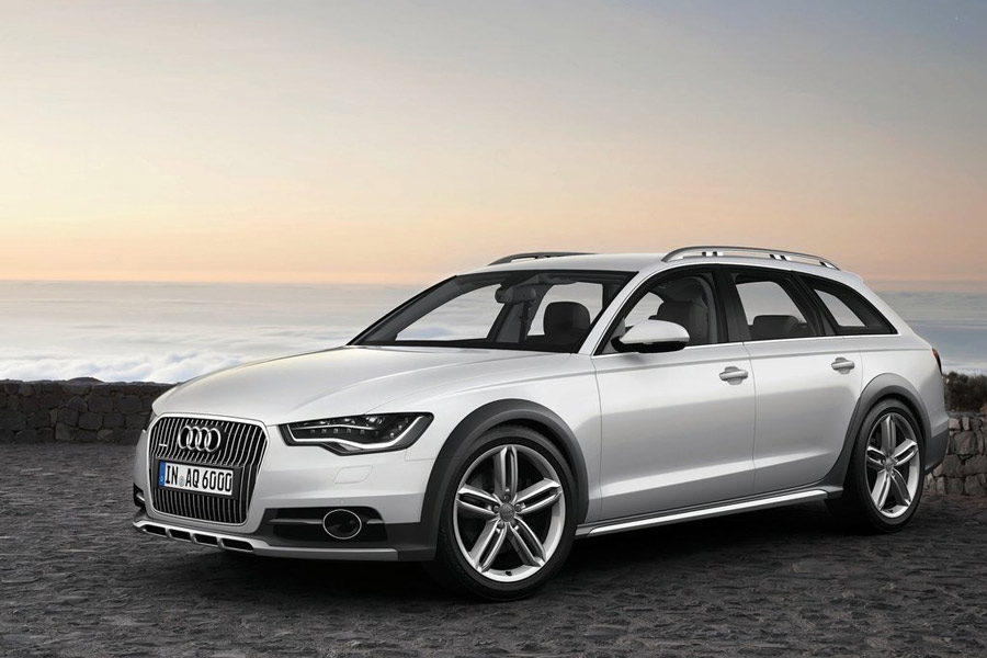 Audi A Allroad Quattro Review Specs Pictures MPG Price - Audi is6