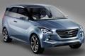 2012 Hyundai Hexa Space Concept