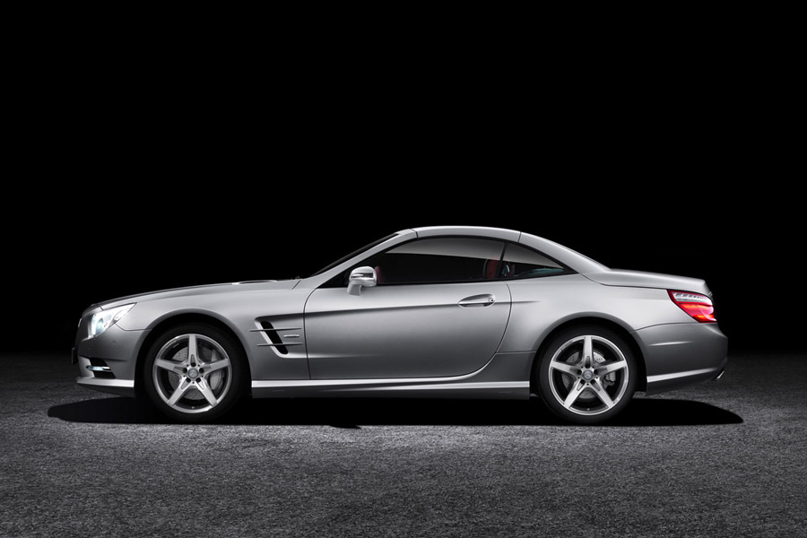 2012 Mercedes Benz Sl Class Review Pictures Price Amp 0 60