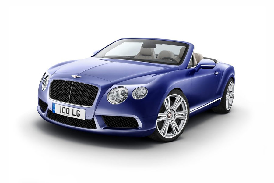 2013 Bentley Continental GTC V8 Review, Pictures, Price & Speed